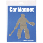 Field Hockey Goalie Magnet