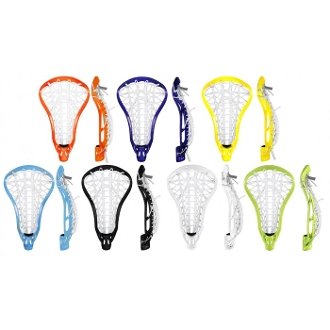 KFOURCE skinny women's lacrosse shaft with Ultralight head
