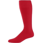 Augusta Game socks - RED Intermediate