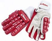 Dita Red Left Hand Glove