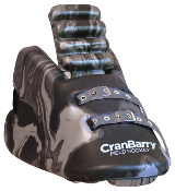 CranBarry Foam Kickers