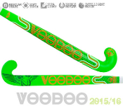 Voodoo Magic Field Hockey Stick