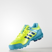 Adidas adiPower III Hockey Shoes - Yellow